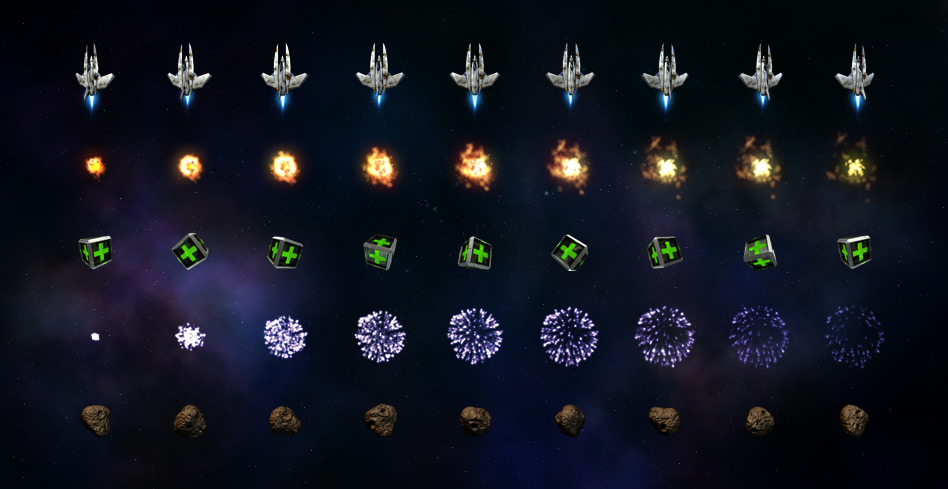 asteroid wall sprite - photo #29